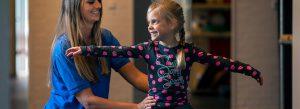 De kinderfysiotherapeut van FysioBoxtel - Oog voor het kind.
